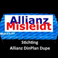Ook gedupeerd door Allianz?